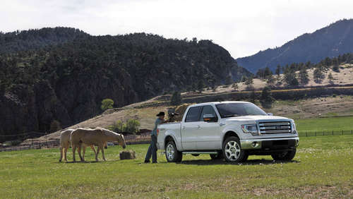 American Way of Life: Ford F-150