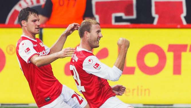 Union Berlin Adam Nemec