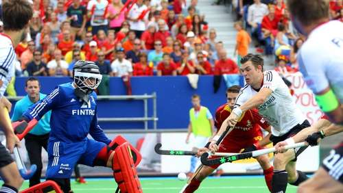 Deutschlands Hockey-Herren holen 8. EM-Titel