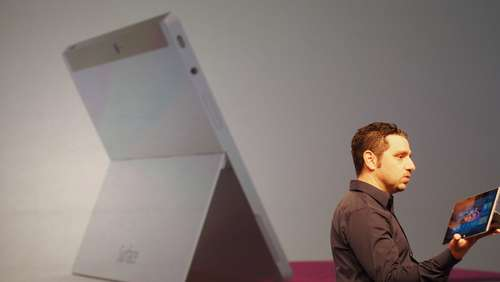 Microsoft: Neue Surface-Tablets