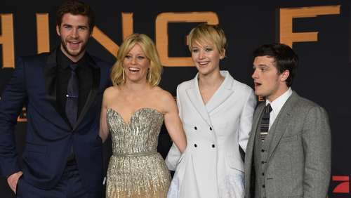 "Bilder: Premiere von ""Tribute von Panem - Catching Fire"" mit Jennifer Lawrence"