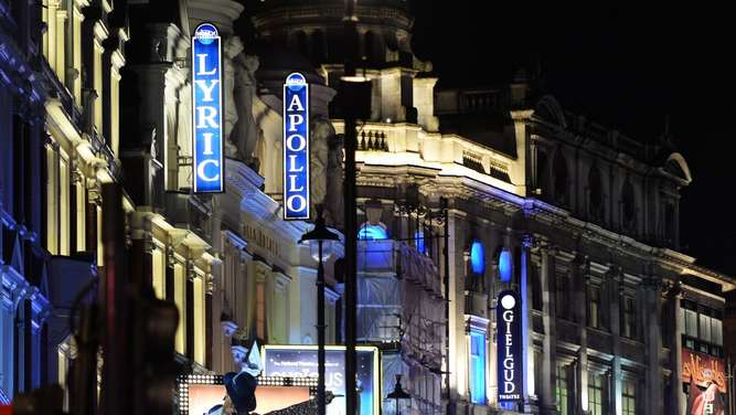 London Apollo-Theater