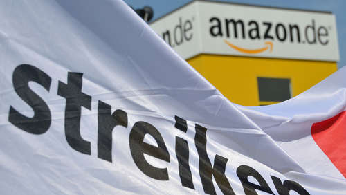 Amazon-Streikwoche beendet