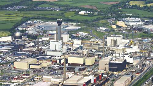 Atomanlage Sellafield misst hohe Strahlung