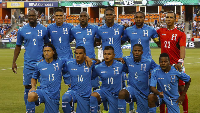 Honduras Nationalmannschaft