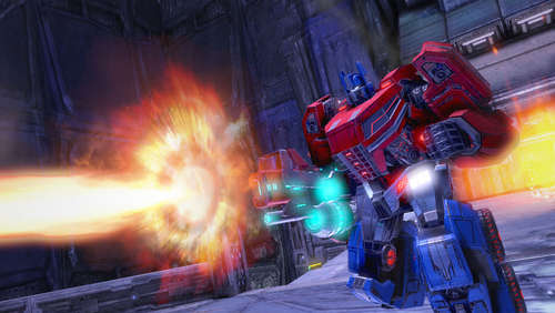 """Transformers: The Dark Spark"" im Test"