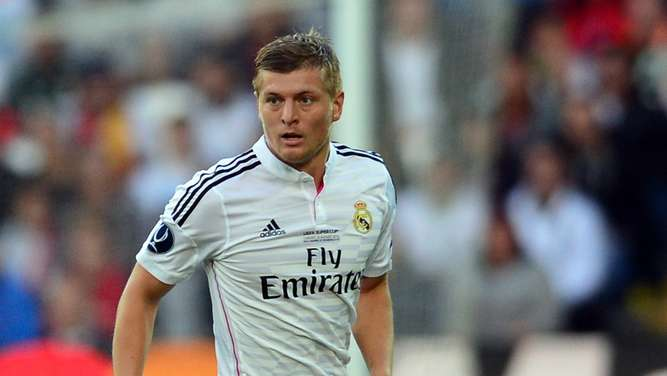 Toni Kroos, Real Madrid, Supercup