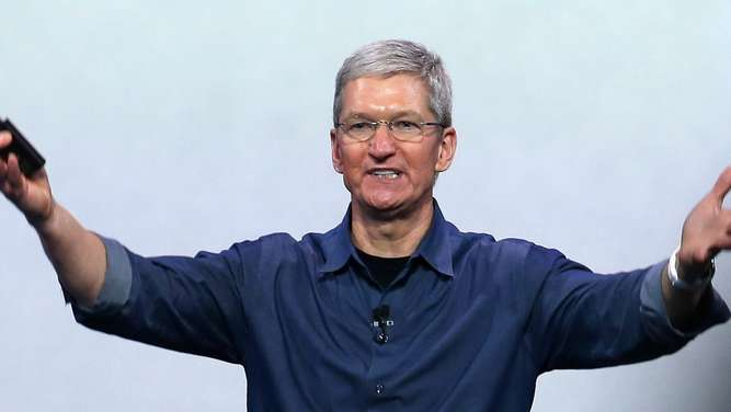 Apple, Tim Cook