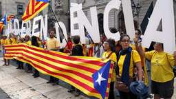 Madrid will Katalonien-Referendum unterbinden