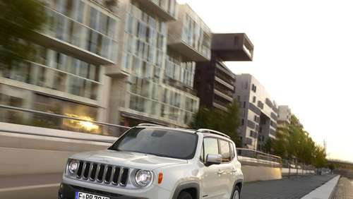 Jeep Renegade: Der Macho in der Modetruppe