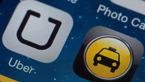 Uber, Apple Pay, Google-Auto: Zeichen des Wandels in 2014