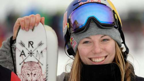 Ski-Freestylerin Zimmermann holt Gold bei WM