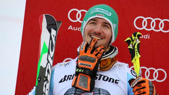 Felix Neureuther Ski Weltcup