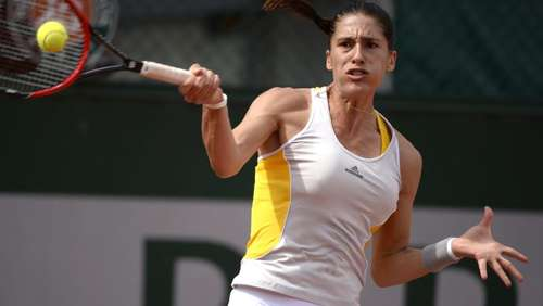 Petkovic und Görges in Paris in Runde drei