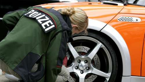"Polizei warnt Bastler: ""Tune it Safe"""