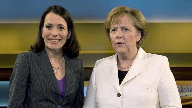 Angela Merkel Anne Will