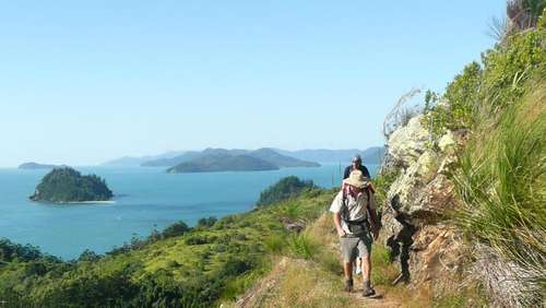 Der Weg der See-Aborigines - Auf den Whitsunday Islands