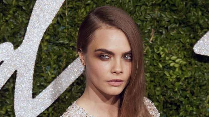 """The Future is Female"" meint Cara Delevingne. Foto: Will Oliver"