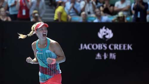 Kerber will im Finale Williams-Wackler nutzen
