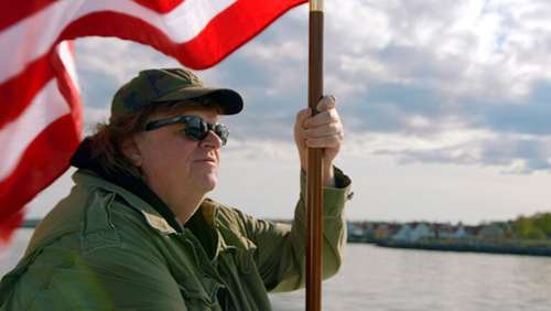 "Michael Moores ""Where to invade next"" - Wohltuend"