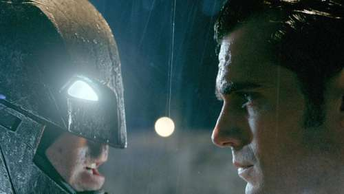 "Giganten-Duell: ""Batman v Superman: Dawn of Justice"""
