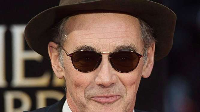 "Schauspieler Mark Rylance spielt in Spielbergs Historiendrama ""The Kidnapping of Edgardo Mortara"" den Papst. Foto: Will Oliver"