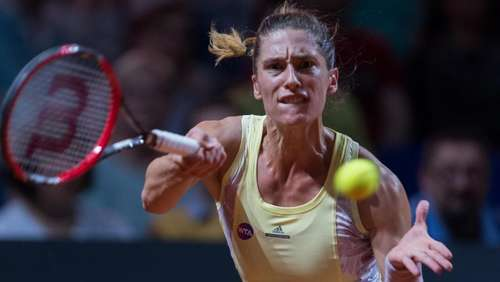 Petkovic stellt Fed Cup 2017 in Frage