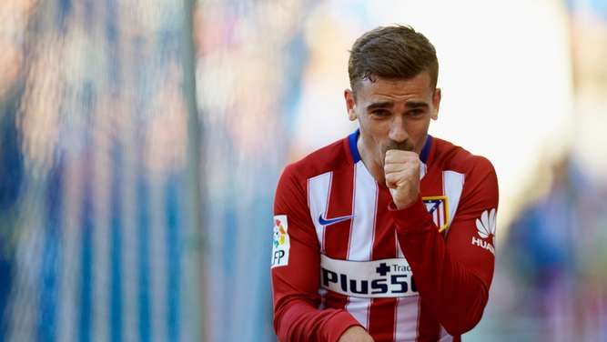 Griezmann Atletico Madríd Champions League