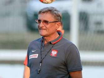 Polens Nationaltrainer: Adam Nawałka.