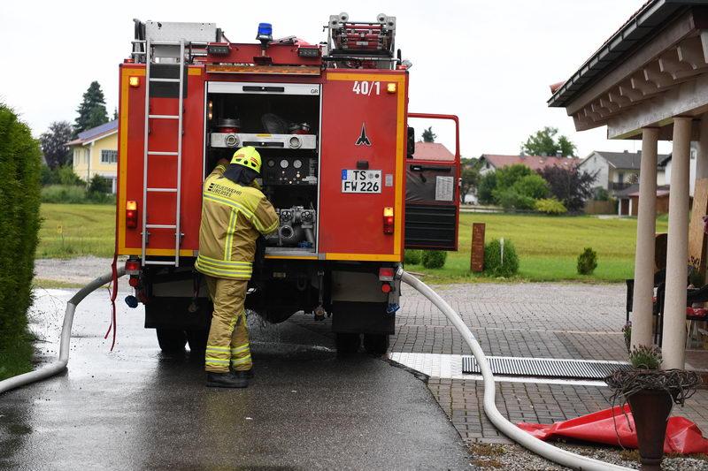 Feuerwehr übersee