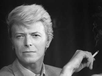 Lock of David Bowie's hair to be auctioned