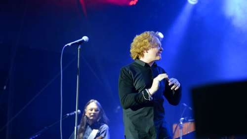 Bilder: Simply Red am Kultursommer Tüßling