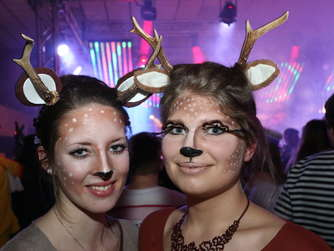 Bilder der Faschingsdiscoparty in Pittenhart Teil zwei