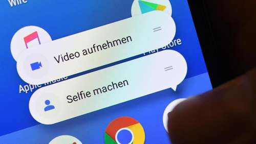 Alternative Kamera-App für Androiden