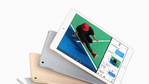 Apple: iPad löst iPad Air 2 ab