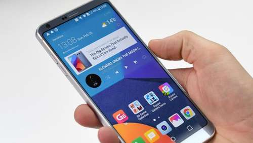 LG G6 kommt am 24. April in den Handel