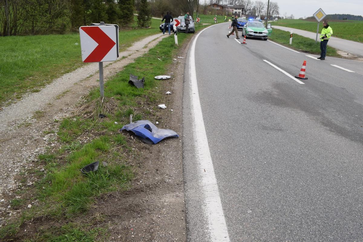 Unfall Hirschau