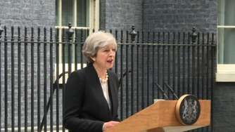 Theresa May: Bisher schlimmster Terrorakt