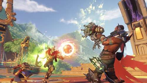 Football-Keilerei: Amazon zeigt E-Sport-Spiel Breakaway