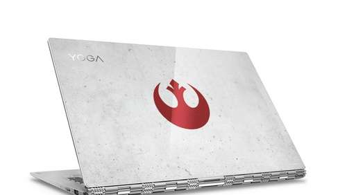 Lenovos Star-Wars-Laptops: Home-Assistant mit Amazon Alexa