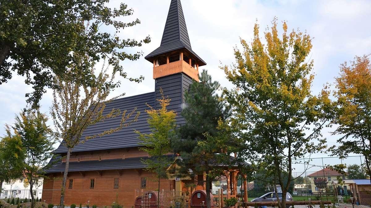 Kirche Traunreut