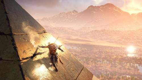 "Reise ins Alte Ägypten: ""Assassin&#39s Creed: Origins"" im Test"