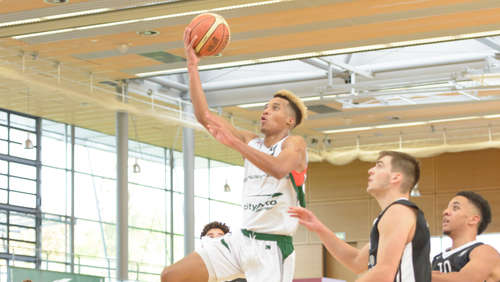 Hochklassiges Basketballspiel ohne Happy End