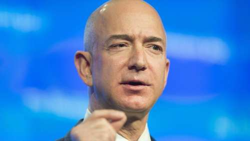Amazon-Chef Bezos 100 Milliarden Dollar schwer