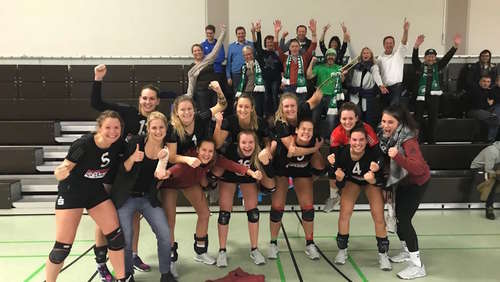 Eiselfinger Volleyball-Damen besiegen Augsburg-Fluch