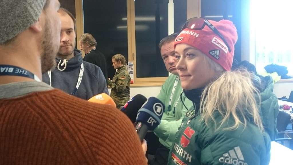biathlon damen einzel