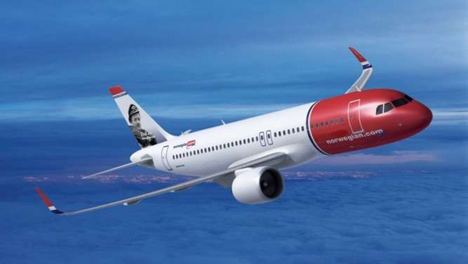 Airline Norwegian orders total of 222 planes from Boeing and Airb