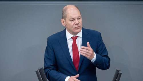 Olaf Scholz plant auch 2019 Schwarze Null