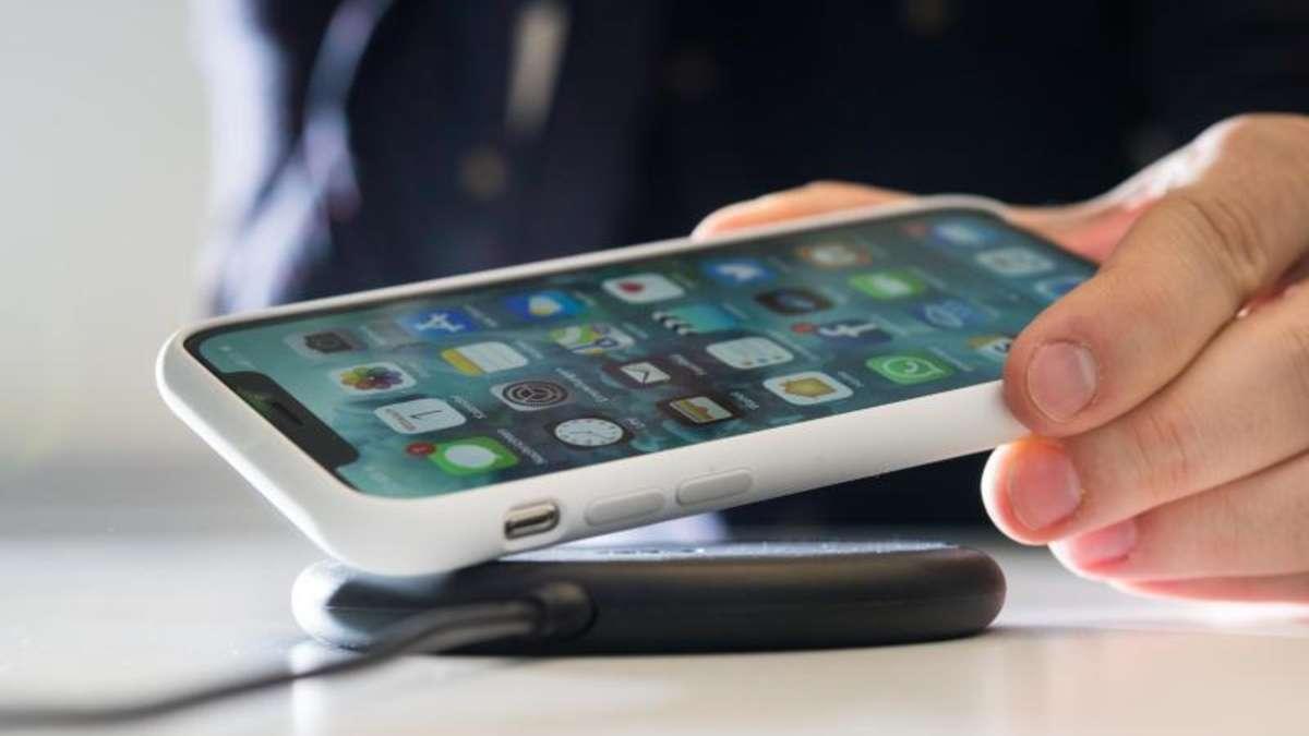 drahtlos lader f rs smartphone im test netzwelt. Black Bedroom Furniture Sets. Home Design Ideas