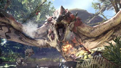 "PC-Version von ""Monster Hunter: World"" kommt Anfang August"